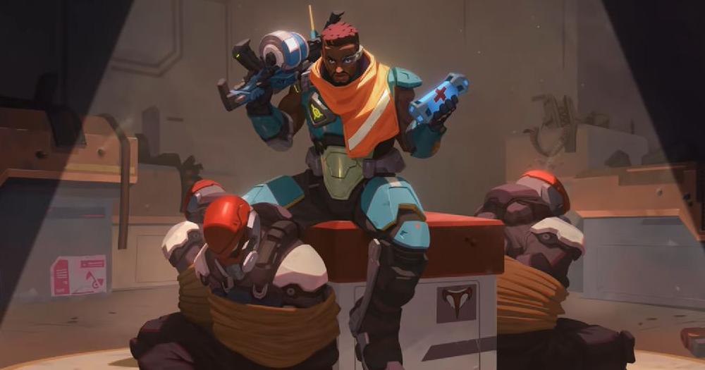 Baptiste - der Gadget-Heiler-Held, den du nicht ignorieren kannst