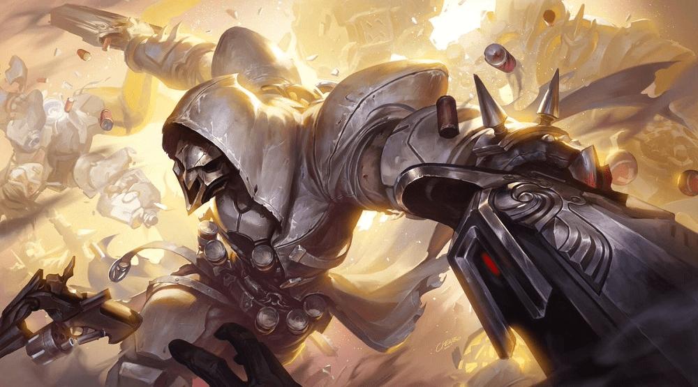 Cartel - les meilleurs héros de Overwatch
