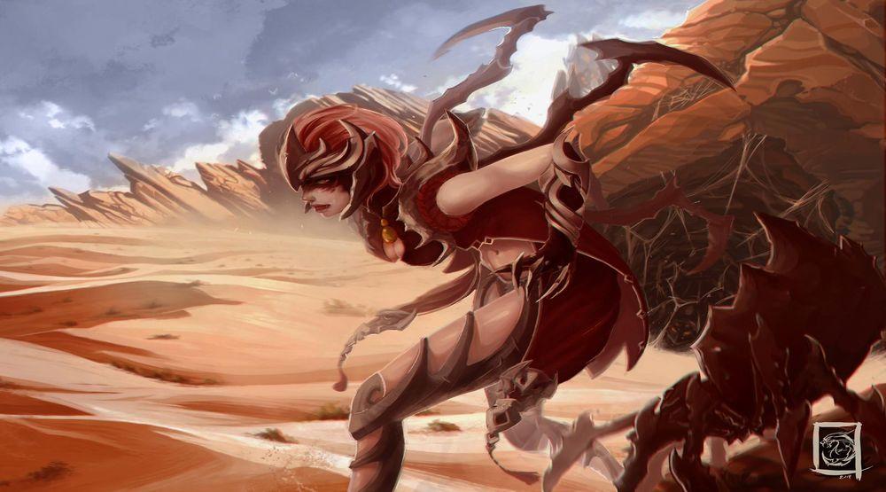 Talon: Main Antagonistic Faction